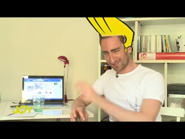 Czy Jak�biak zrzuci�by ciuszki dla potrzeb sesji? [VIDEO]