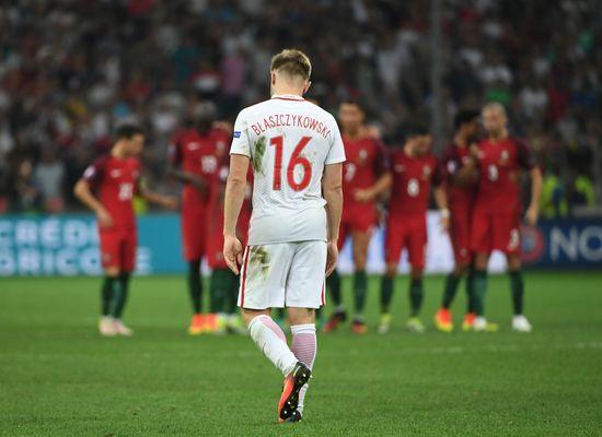 Kuba Błaszczykowski komentuje przegraną z Portugalią
