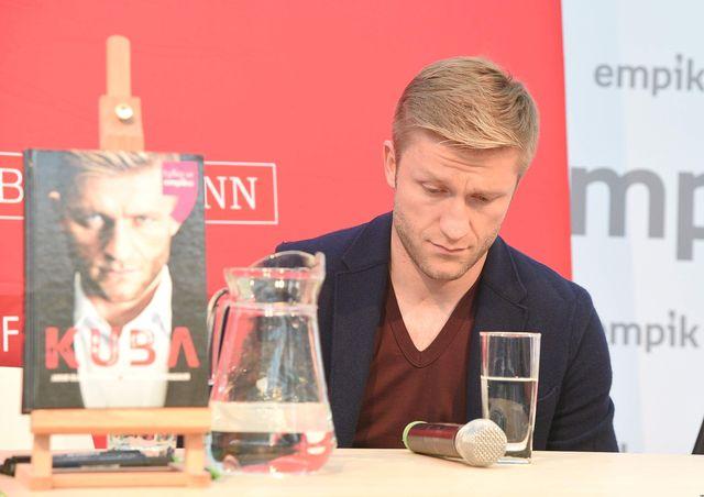 Jakub B�aszczykowski zosta� pisarzem (FOTO)