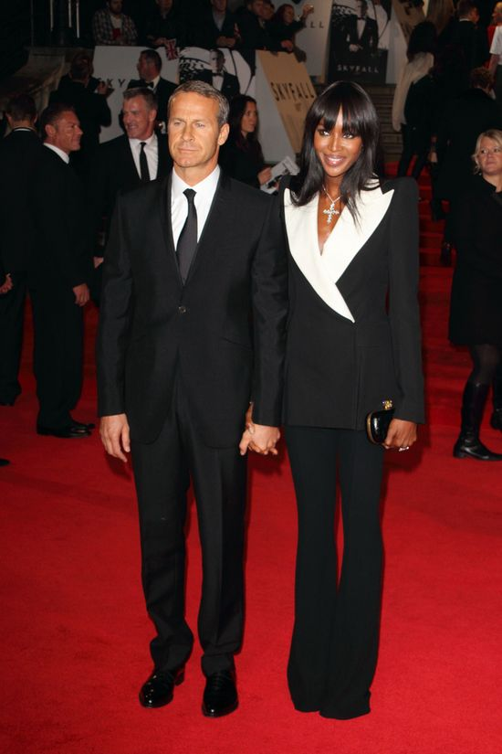 James Bond: Skyfall - premiera filmu (FOTO)