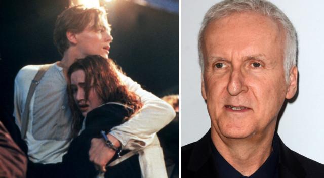 James Cameron wyjaśnił, dlaczego Rose nie podzieliła się drzwiami z Jackiem