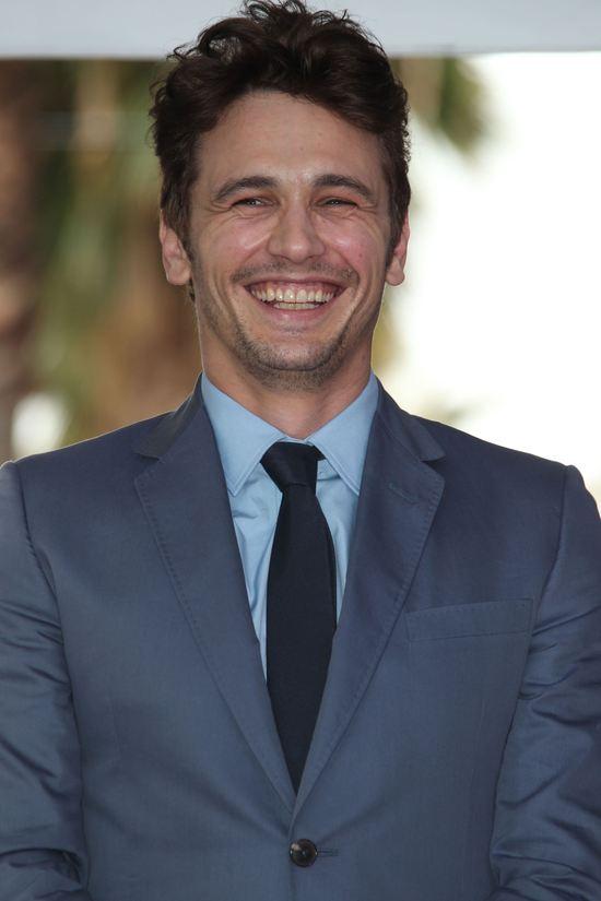 James Franco odsłonił gwiazdę w Hollywoodzkiej Alei Sław
