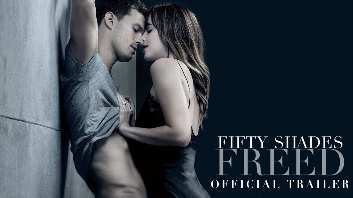 Jamie Dornan o seksie w Nowym Obliczu Greya