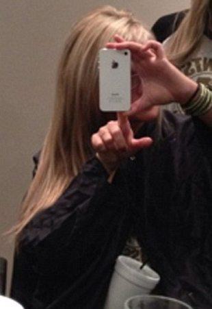 Jamie Lynn Spears chwali się przedłużonymi włosami (FOTO)