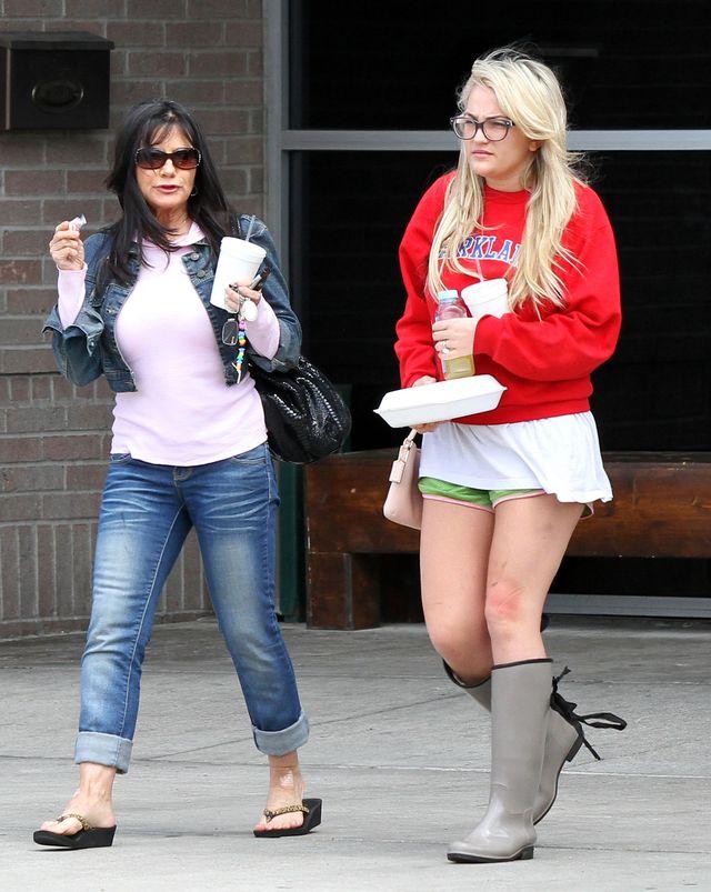 Jamie Lynn Spears zapuściła się bardziej, niż Britney!