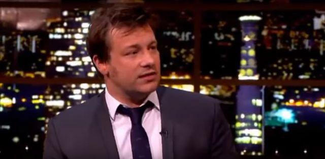 Jamie Oliver zdradził, jak wygląda wigilia u szefa kuchni