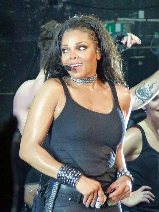 Janet Jackson ma problemy ze zdrowiem, odwołała koncerty