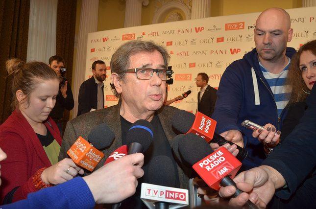 Janusz Gajos tylko RAZ W ŻYCIU pojawił się na castingu