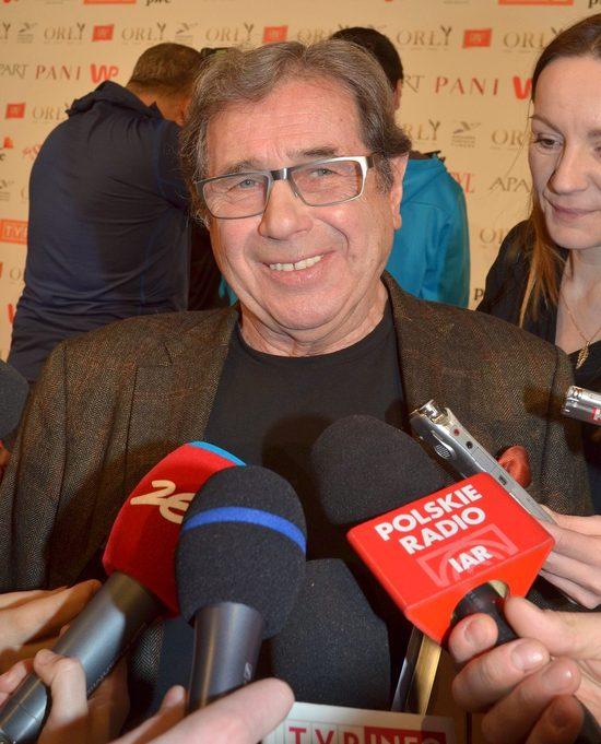 Janusz Gajos nagrodzony Orłem za Osiągnięcia Życia