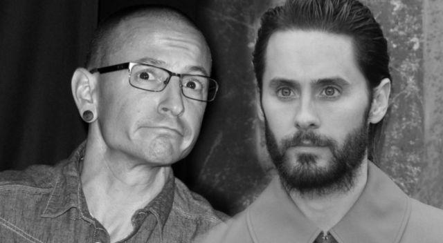 Wzruszające pożegnanie Chestera Benningtona przez Jareda Leto
