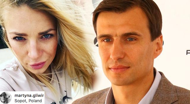 Martyna Gliwińska udostępniła wyjątkowe zdjęcie z Jarosławem Bieniukiem