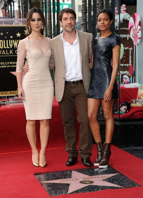 Javier Bardem odsłonił gwiazdę w hollywoodzkiej Alei Sław