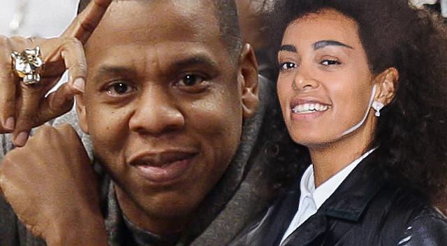 Jay Z po o słynnej bójce z Solange w windzie: Ona jest jak...