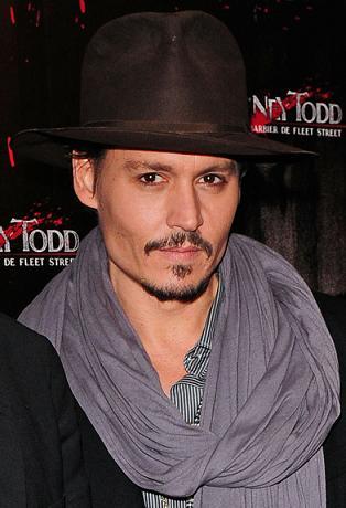 Jakie napiwki daje Johnny Depp?