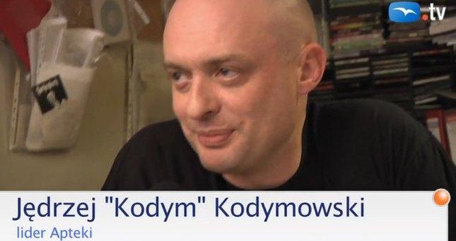 Kodymowski o Skibie: palant, zdążył upodobnić się do świni