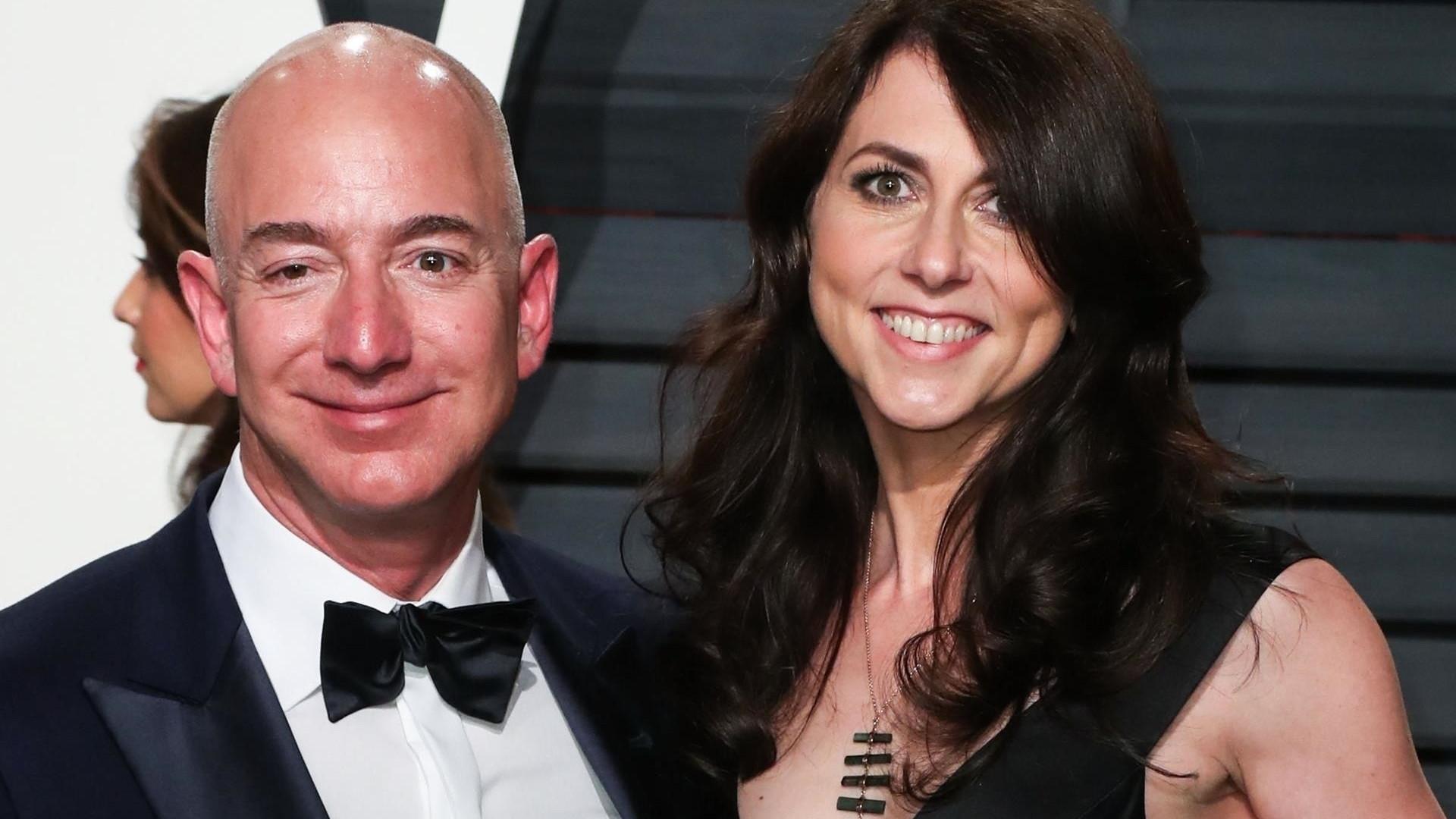 Miliarder Jeff Bezos rozwodzi się po 25 latach małżeństwa