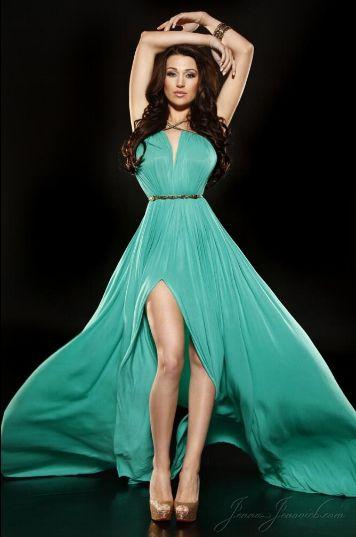 Jenna Jenovich lepsza od Angeliny Jolie i Beyonce? (FOTO)