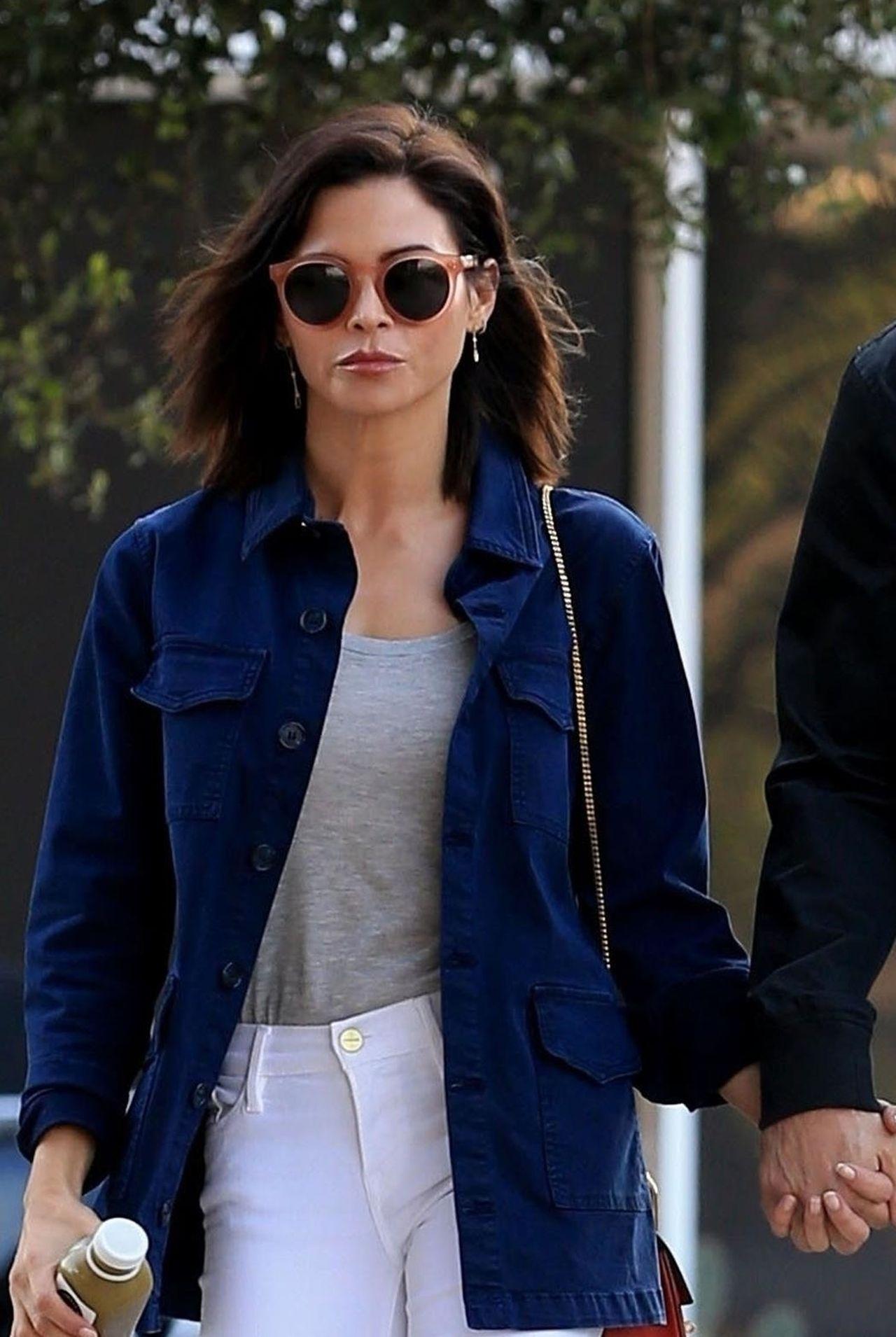 Jenna Dewan całuje się na powitanie z nowym chłopakiem (ZDJĘCIA)