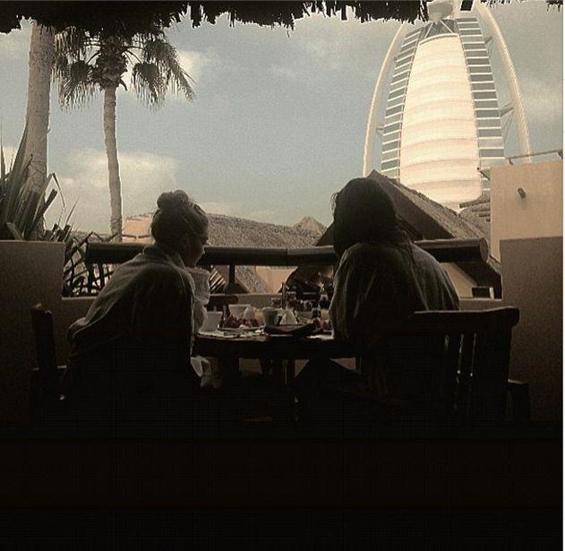 Selena Gomez, Kendall Jenner i Gigi Hadid w Abu Dhabi (FOTO)