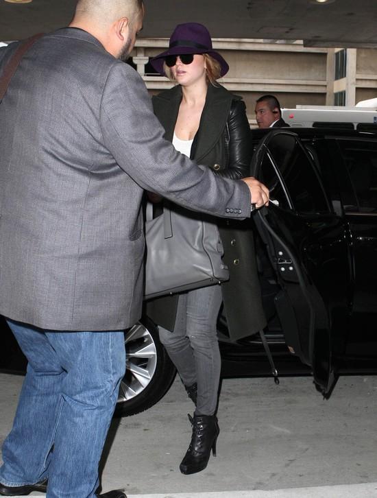 Jennifer Lawrence postanowiła popracować nad stylem? (FOTO)