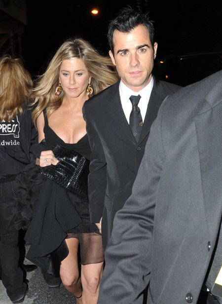 Jennifer Aniston jest wygodnie bez dziecka