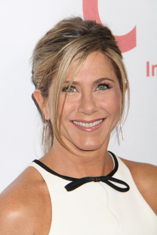 Perfekcyjna (?) Jennifer Aniston? Zachwyciła stylizacją?