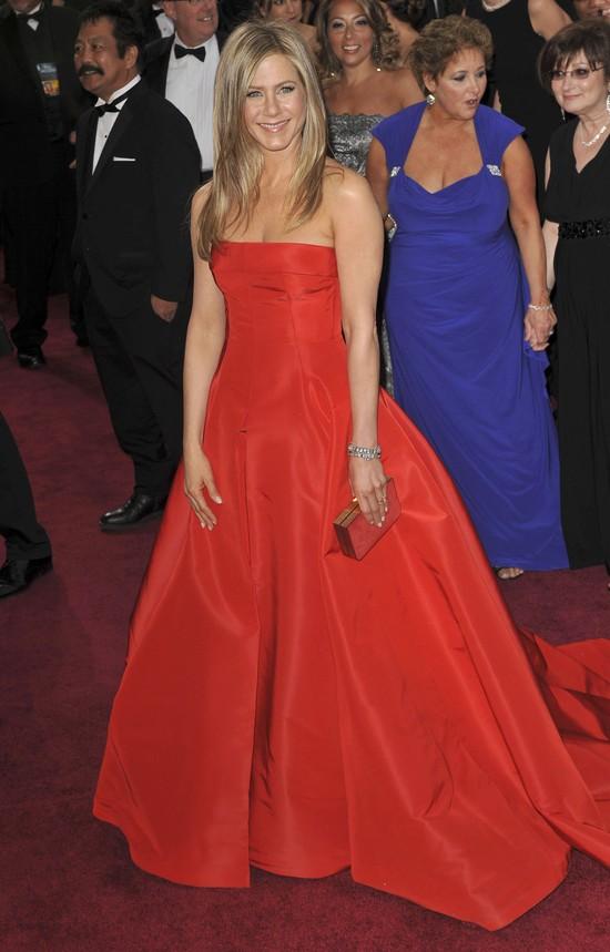 Fryzjer o oskarowej fryzurze Aniston: Sama tego chciała!