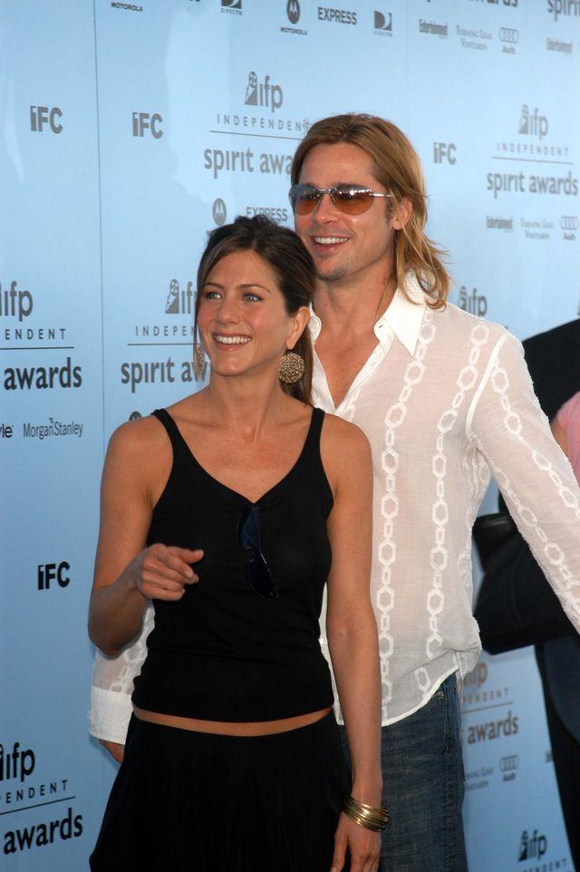 Wszystko, co musisz wiedzieć o potajemnych spotkaniach Jennifer i Brada