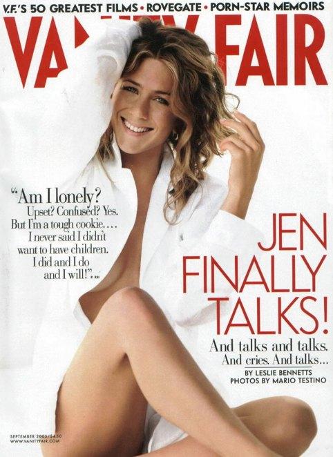 Jennifer Aniston nie ma czego zazdro�ci� Angelinie (FOTO)