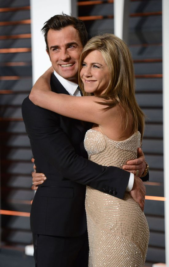 Małżeństwo Justina Theoux i Jennifer Aniston jest... DZIWNE?