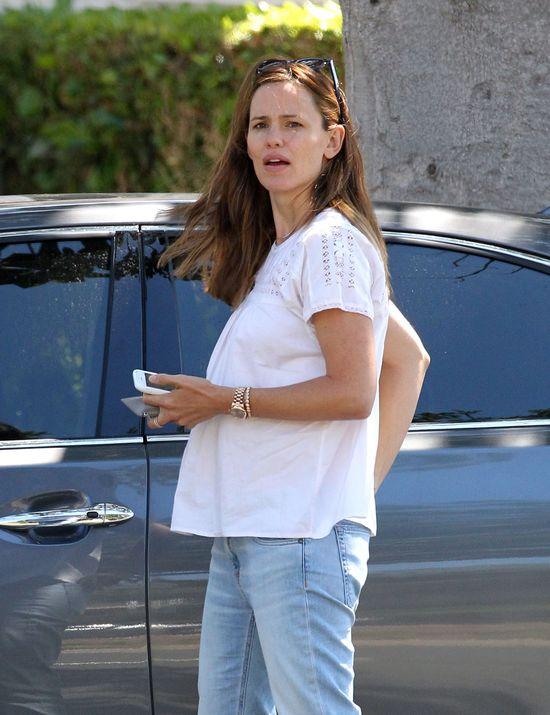 Jennifer Garner NAPRAWDĘ jest w czwartej ciąży? (FOTO)