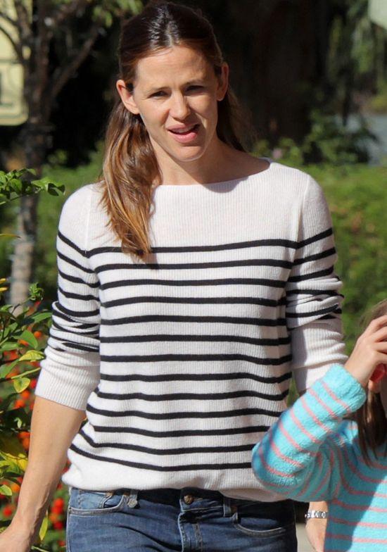 Zarzucają Jennifer Garner, że zniszczyła sobie twarz
