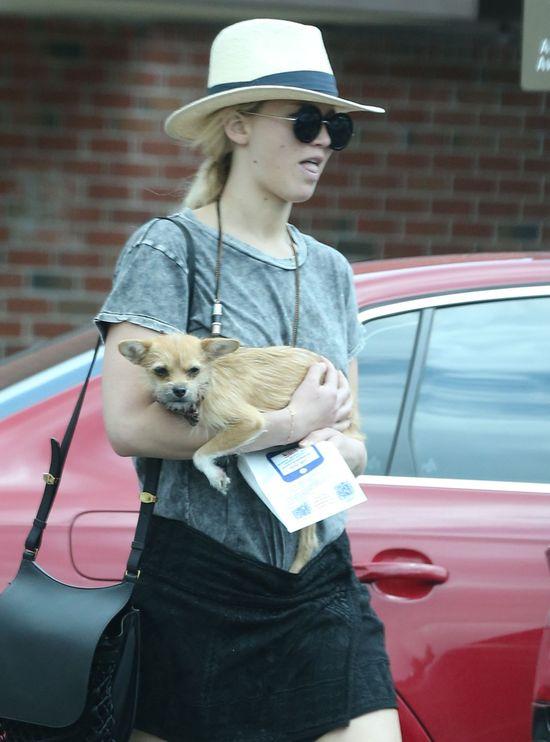 Jennifer Lawrence ma romans ze swoim ochroniarzem?