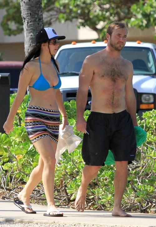 Jennifer Lawrence kusi w bikini (FOTO)