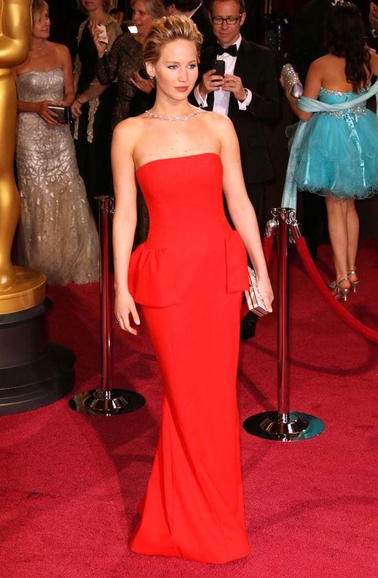 Jennifer Lawrence  najseksowniejsz� kobiet� na �wiecie!