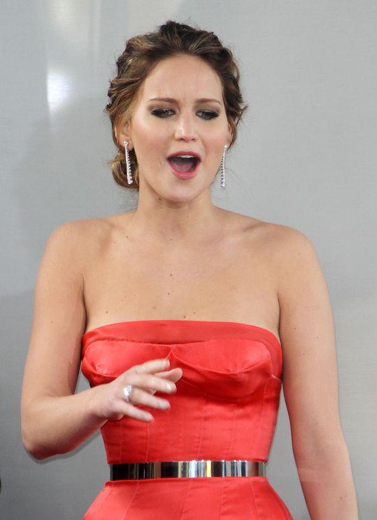 Jennifer Lawrence: Nie wstaję przez 11. Jestem artystką!