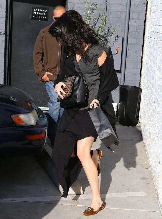 Jennifer Lawrence jest brunetką (FOTO)