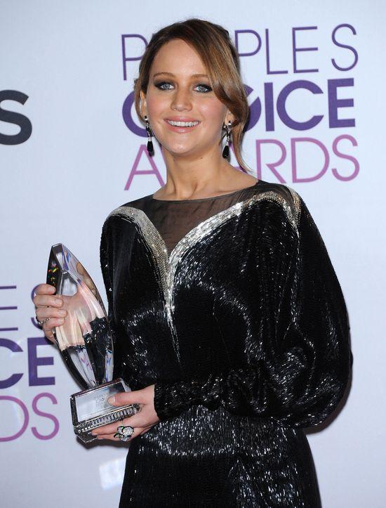 Jennifer Lawrence: Nie wstaj� przez 11. Jestem artystk�!