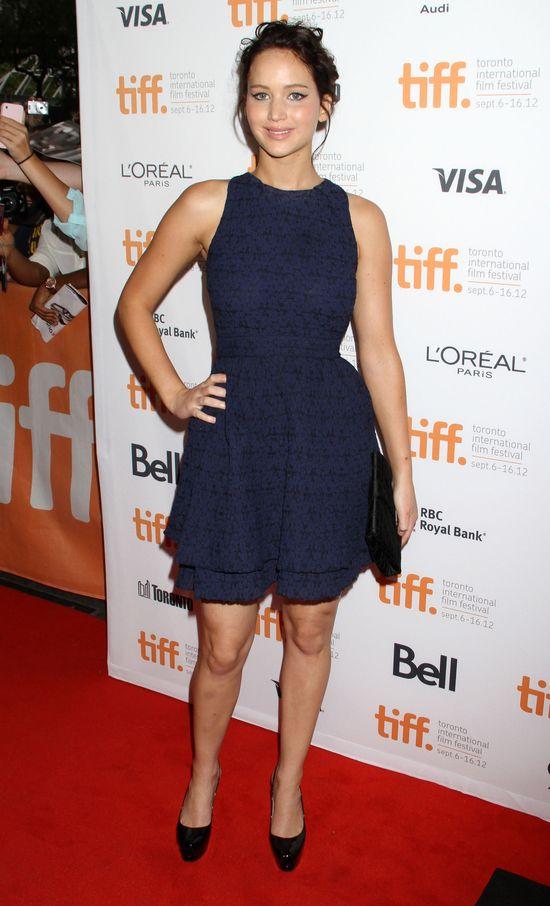Jennifer Lawrence jest teraz brunetką (FOTO)