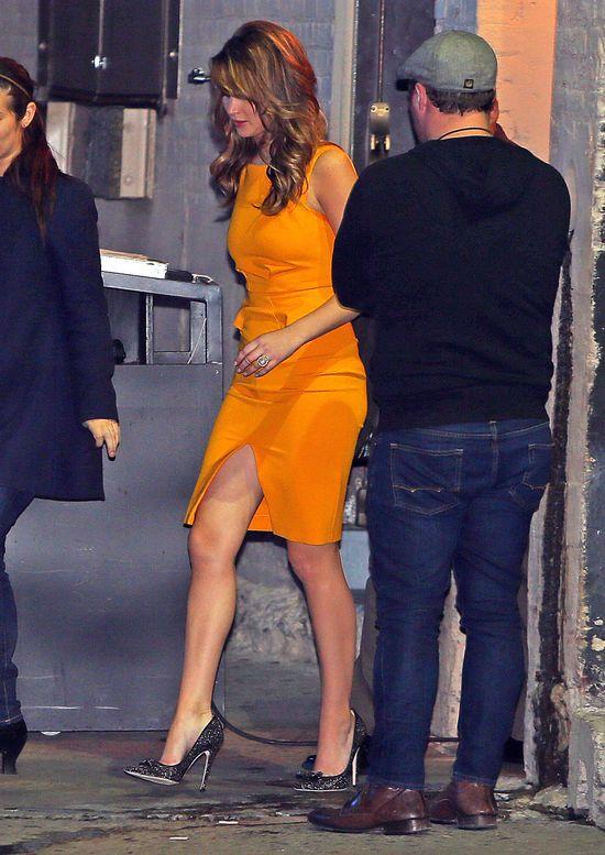 Jennifer Lawrence ma świetne nogi (FOTO)