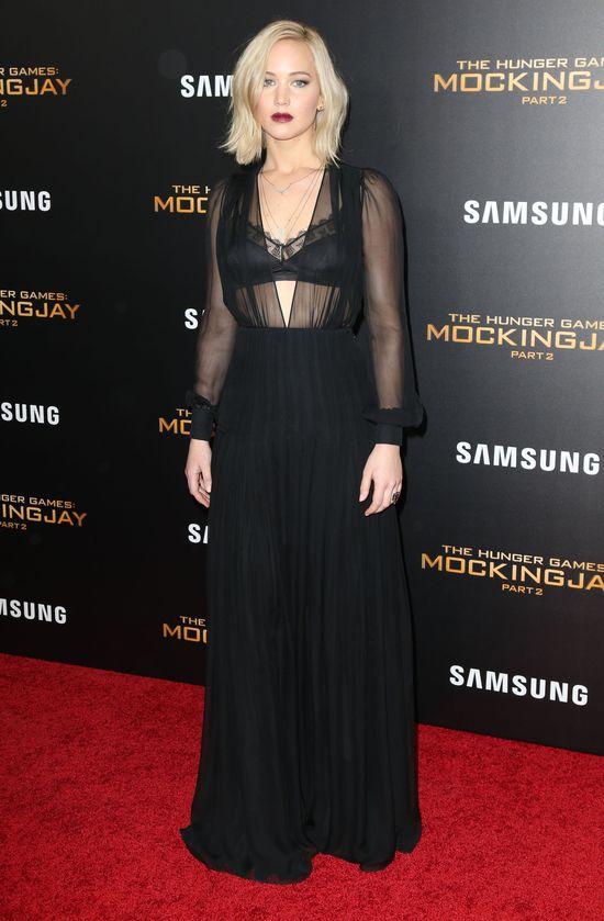 Jennifer Lawrence i Liam Hemsworth wychodzą z ukrycia