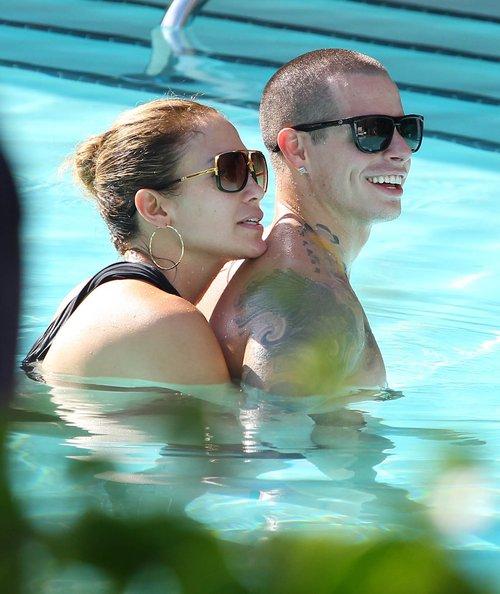 Jennifer Lopez chce mieć dzieci z Casperem Smartem