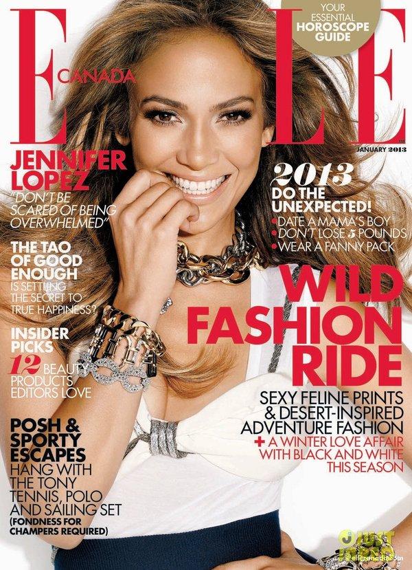 Jennifer Lopez chce dawać dzieciom dobry przykład (FOTO)