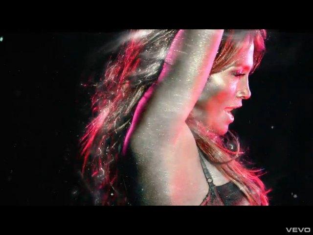 Jennifer Lopez - nowy teledysk do Dance Again [VIDEO]