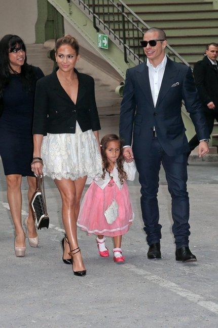 Lopez: Już nigdy nie wezmę dziecka na pokaz