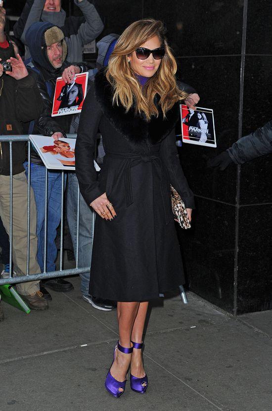 Jennifer Lopez - trzy stroje w jeden dzień (FOTO)