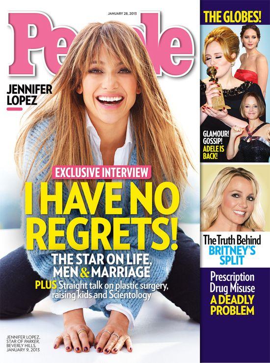 Jennifer Lopez oszpecona na okładce People (FOTO)