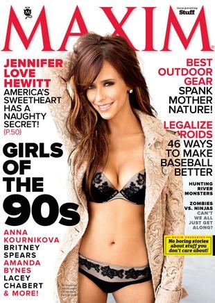 Jennifer Love Hewitt: Lubię moje cycki (FOTO)