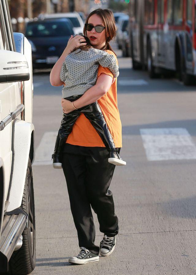 Jennifer Love Hewitt z Ich pięcioro bardzo przytyła ...