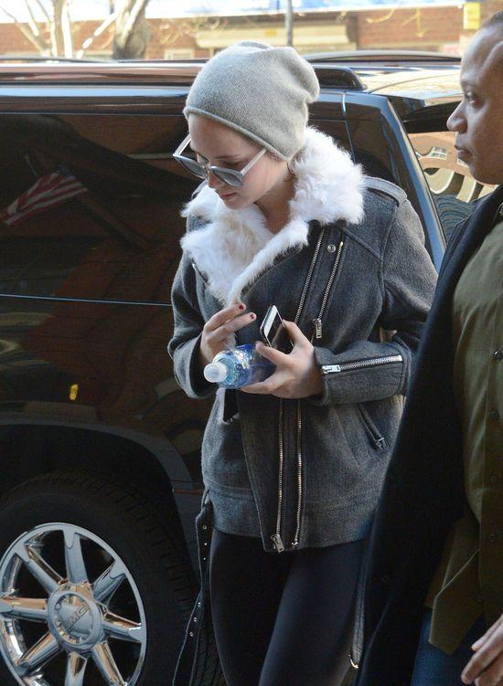 Jennifer Lawrence drastycznie schud�a (FOTO)